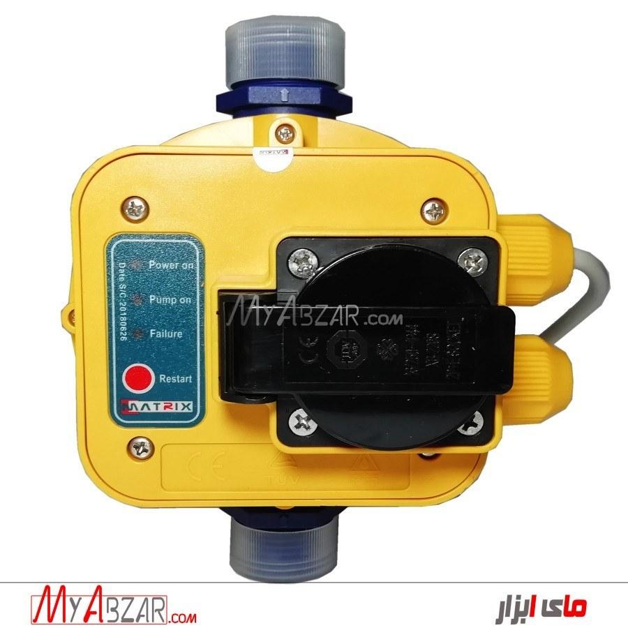 تصویر کلید اتوماتیک پمپ آب ماتریکس مدل RX520
