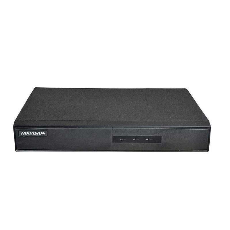 عکس دی وی آر هایک ویژن DS-۷۲۰۴HGHI-F۱ Hikvision DS-7204HGHI-F1 Turbo HD DVR دی-وی-ار-هایک-ویژن-ds-7204hghi-f1