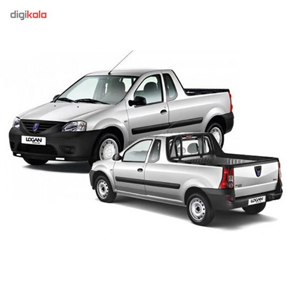 img خودرو رنو Tondar وانت دنده ای سال 1394 Renault Tondar Pickup 1395 MT