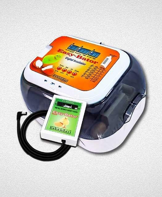 تصویر دستگاه جوجه کشی ۱۲ تایی (حرفه ای)