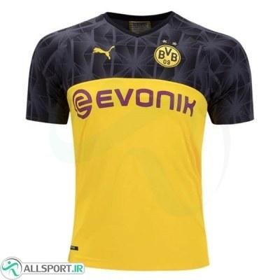 پیراهن چمپیونزلیگ دورتموند Borussia Dortmund 2019-20 Champions League Soccer Jersey