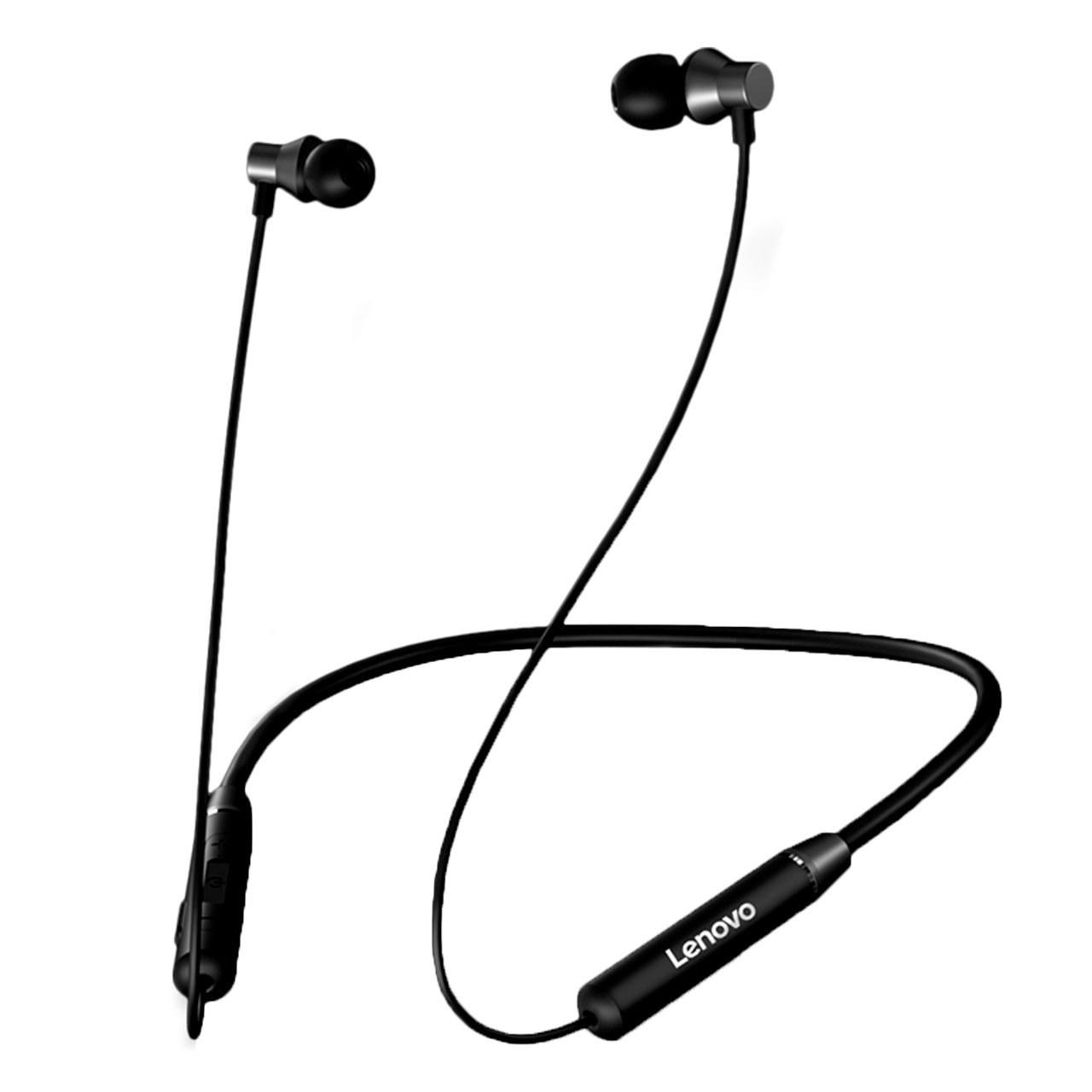 عکس هدفون بی سیم لنوو مدل HE05 Lenovo HE05 Wireless Headphones هدفون-بی-سیم-لنوو-مدل-he05
