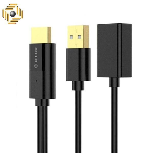 تصویر دانگل HDMI اوریکو مدل PE-P1