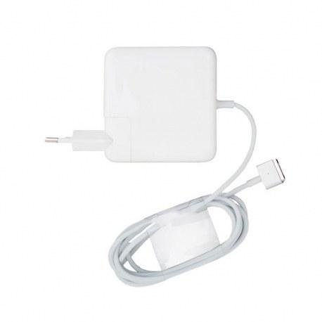 تصویر آداپتور لپ تاپ اپل Magsafe2 60W بدون پک-اورجینال