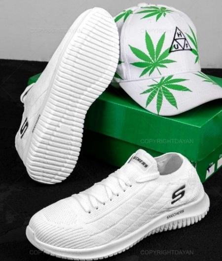 تصویر کفش مردانه Skechers مدل 19863