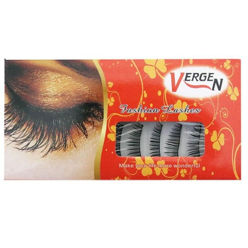 Vergen Eyelashes E107-02