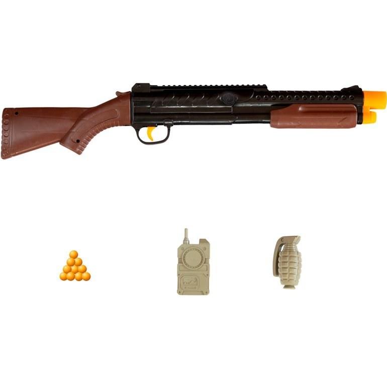 تصویر تفنگ شادگان توپ پران