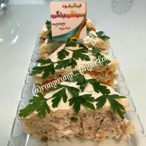 کیک مرغ |