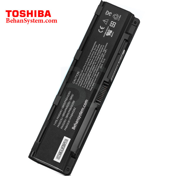 تصویر باتری لپ تاپ Toshiba مدل Satellite L840