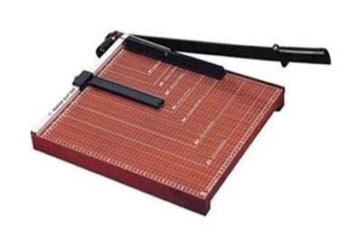 تصویر کاتر دستی سایز B4 ا paper cutter B4 paper cutter B4