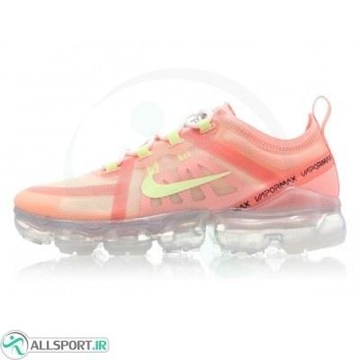 کتانی رانینگ زنانه نایک ویپور مکس Nike VaporMax 2019 Pink Tint