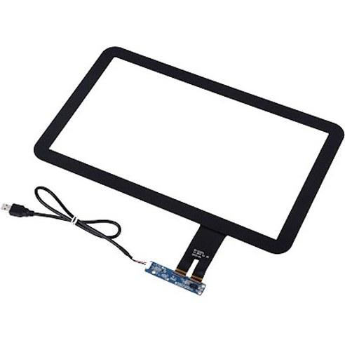 تصویر صفحه لمسی مقاومتی 17 اینچ سی تاچ مدل seetouch 5 wire