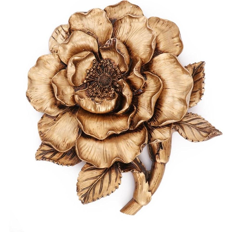 تصویر دیوار کوب گل رز وحشی