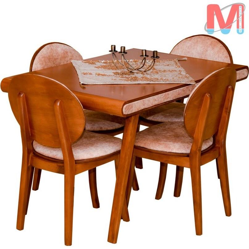 عکس میز ناهار خوری 4 نفره کارن  میز-ناهار-خوری-4-نفره-کارن