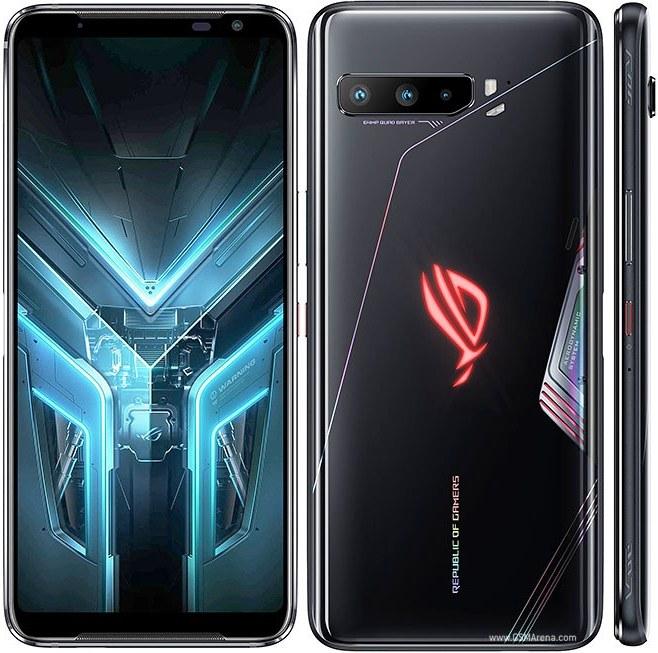 تصویر گوشی موبایل ایسوس ROG Phone 3 ZS661KS  ظرفیت 512 و رم 12 گیگابایت Asus ROG Phone 3 ZS661KS 512GB/12GB Dual SIM Smartphone