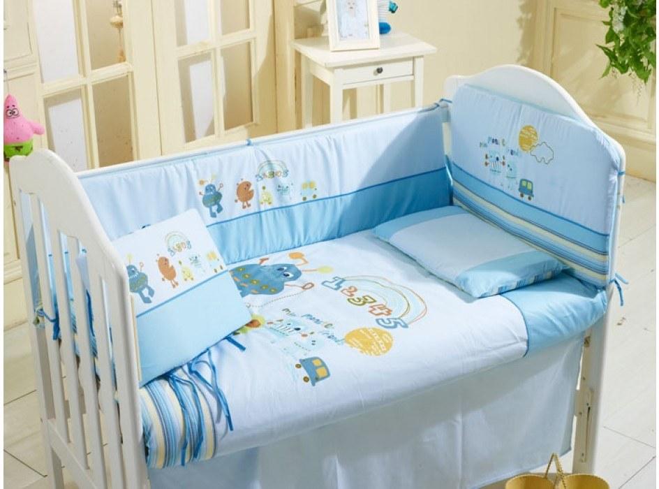 سرویس خواب تخت نوزاد نوجوان برند CarterLiebe-کدD14-324