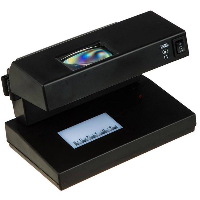 تصویر دستگاه تشخیص اصالت اسکناس مدل AD-2138
