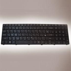 کیبورد ایسر مدل  Aspire 5738, 5741, 5742, 5536, 5750 | Keyboard Acer Aspire 5738, 5741, 5742, 5536, 5750 Black
