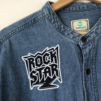 تصویر پچ حرارتی  Rock Music 04