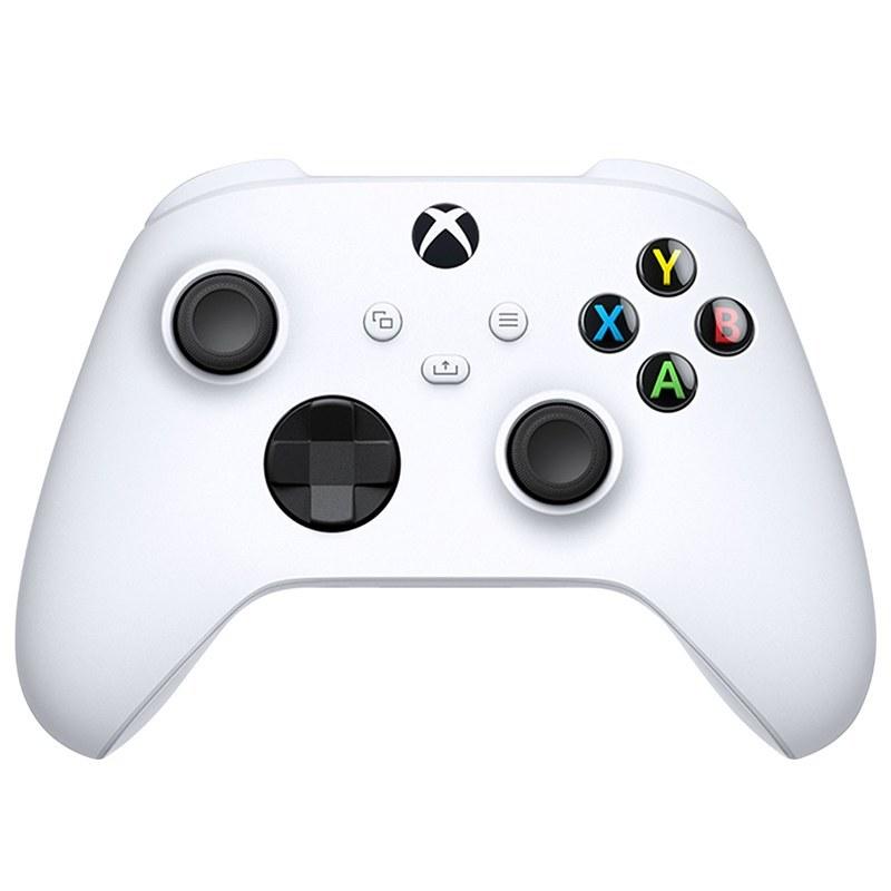 تصویر دسته بازی مایکروسافت مدل Robot White مناسب Xbox series S
