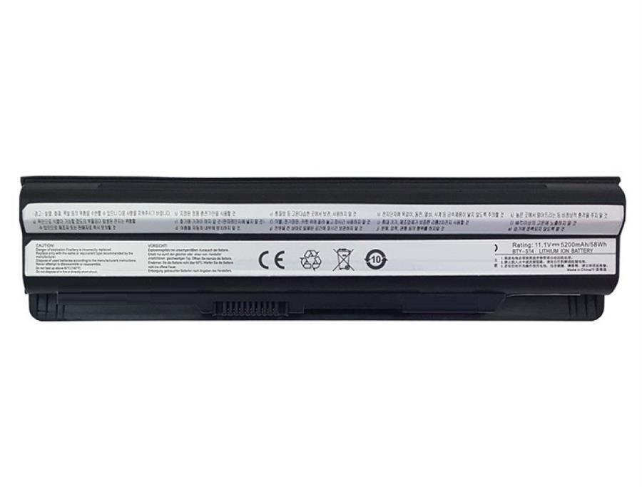 MSI S14 Laptop Battery