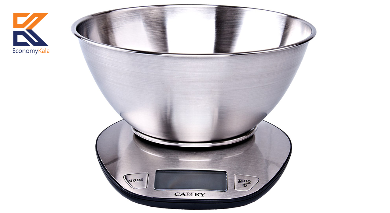 تصویر ترازوی آشپزخانه کمری مدل 4350 Camry Kitchen Scale 4350
