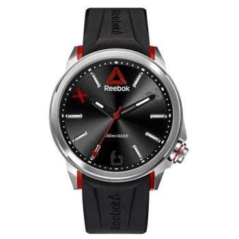 ساعت مچی آنالوگ ریبوک مدل Reebok black Flashline Watch