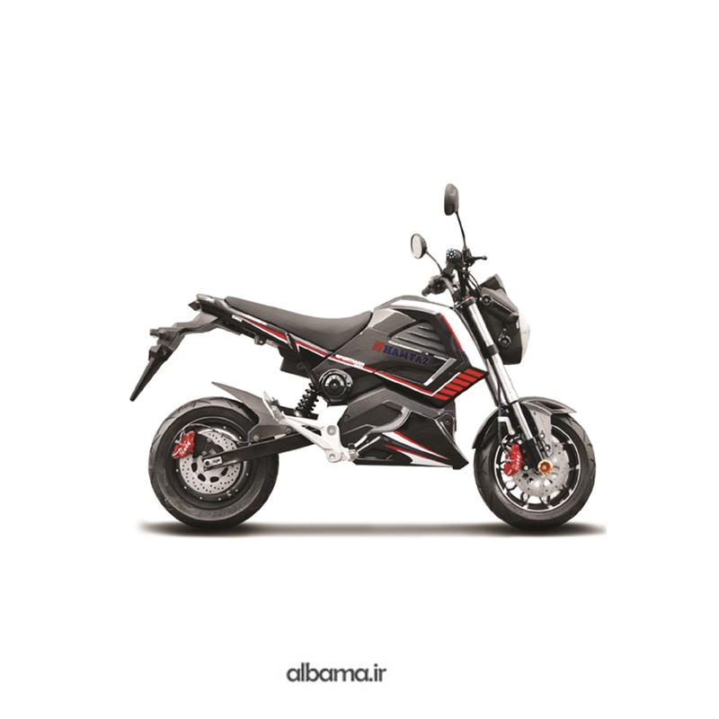 موتور سیکلت برقی EH-2000 همتاز