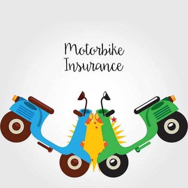 تصویر بیمه موتورسیکلت تک سیلندر تولید سال ۱۳۹۹