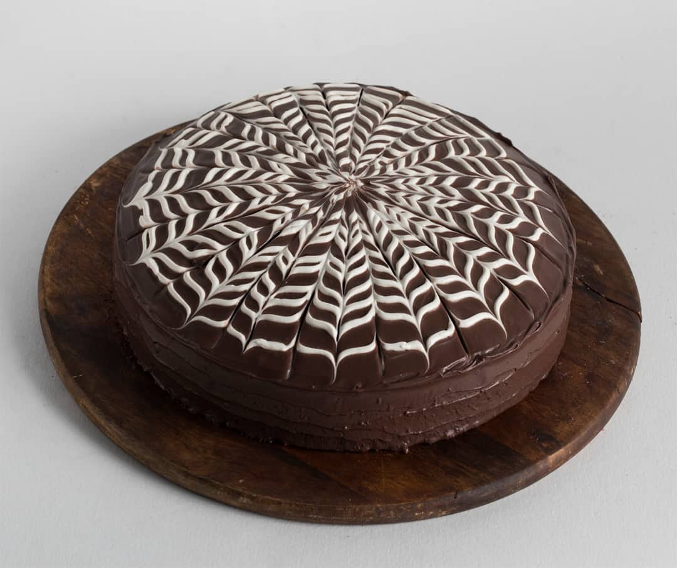 تصویر کیک عصرونه مکزیکی
