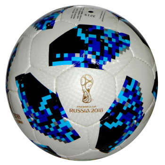 توپ فوتسال طرح جام جهانی روسیه مدل  FWCR2018  