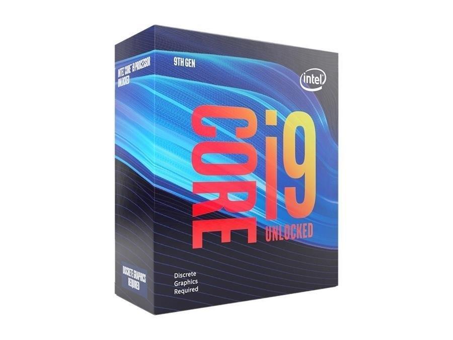 تصویر سی پی یو Intel Core i9-9900KF 3.60GHz LGA 1151 Coffee Lake پردازنده اینتل مدل Core i۹-۹۹۰۰KF با فرکانس ۳.۶۰ گیگاهرتز