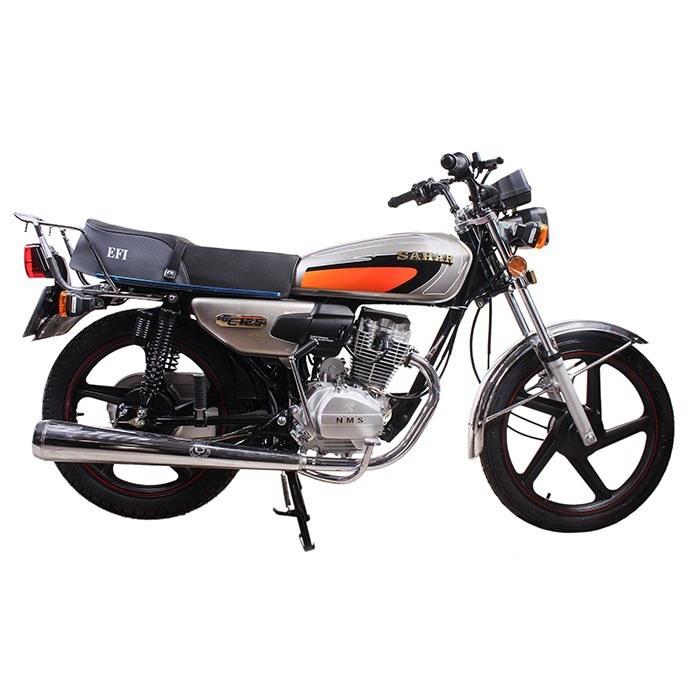 تصویر موتورسیکلت سحر مدل سی دی آی 150 سی سی سال 1399