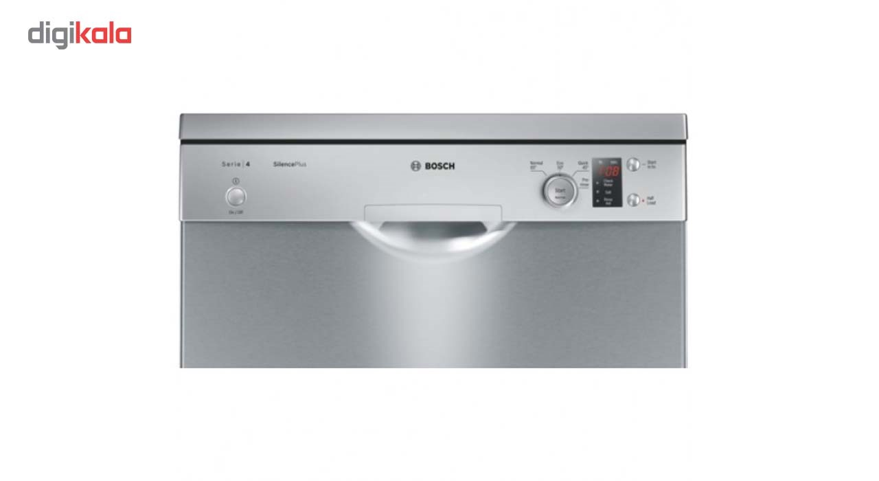 img ماشین ظرفشویی ایستاده بوش مدل SMS40C08IR Bosch standing dishwasher Model SMS40C08IR