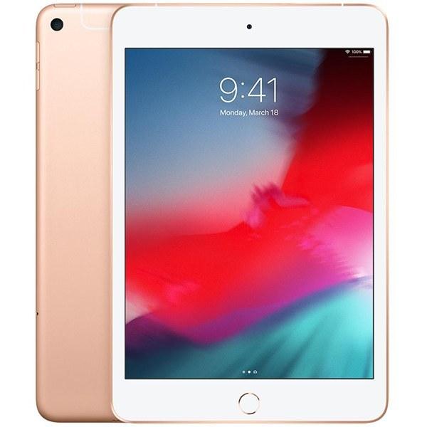 عکس تبلت اپل ipad mini 2019 ظرفیت 64 گیگابایت رم 3 گیگابایت خاکستری Apple Tablet تبلت-اپل-ipad-mini-2019
