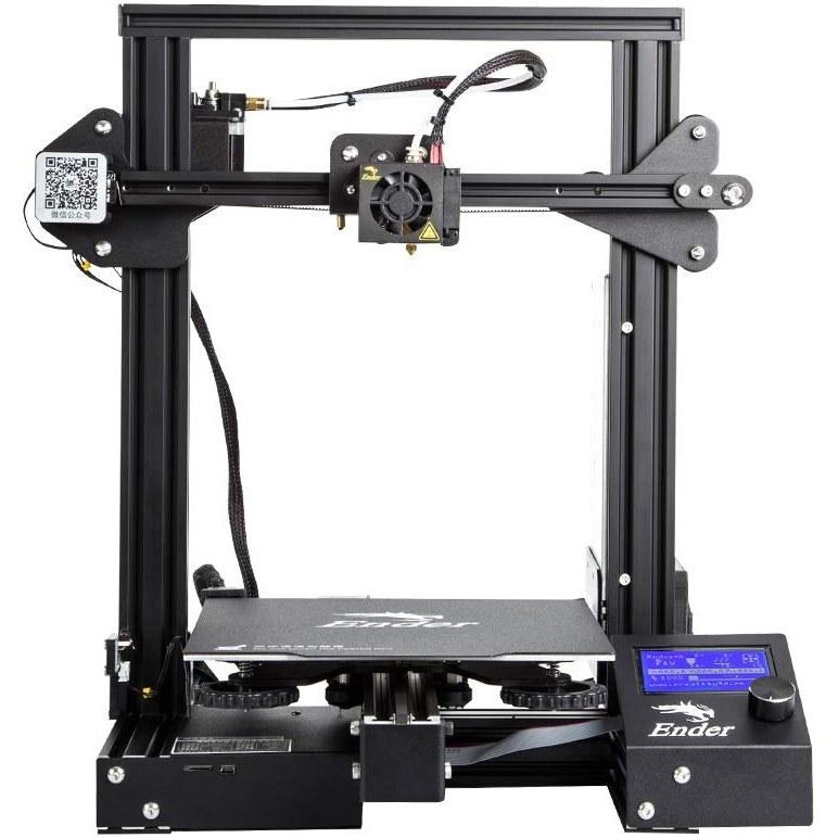 تصویر پرینتر سه بعدی Creality3D Ender 3 pro High Precision 3D Printer Creality3D Ender 3 pro High Precision 3D Printer