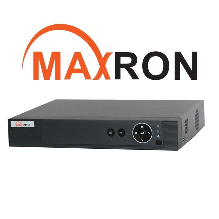 تصویر دستگاه ۱۶ کانال مکسرون Maxron مدل MDT-4116-2Y Maxron Channel Penta-brid 8CH Digital Video Recorder model: MDT-4116-2Y