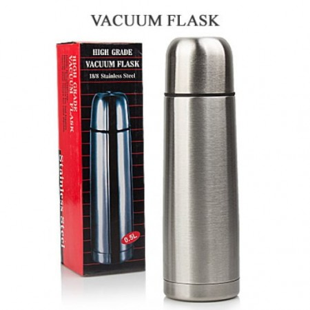 فلاسک استیل 2 جداره  Vacuum Flask |