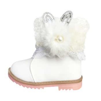 عکس نیم بوت دخترانه طرح خرگوش مدل AF14  نیم-بوت-دخترانه-طرح-خرگوش-مدل-af14
