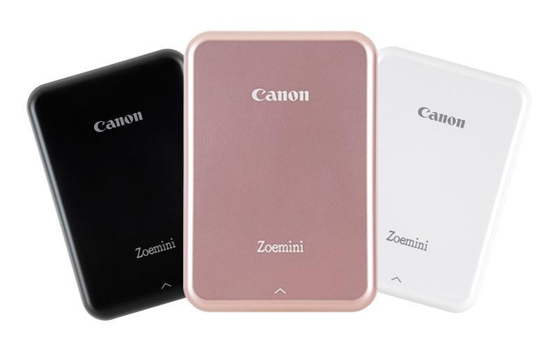 پرینتر همراه چاپ عکس کنون مدل زومینی canon zoemini