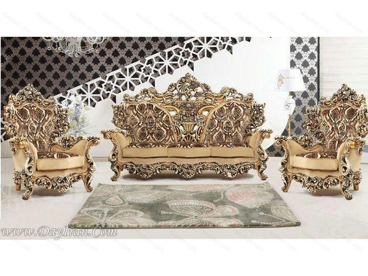 تصویر مبل سلطنتی ترکیه رویال
