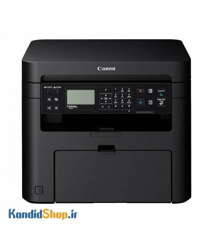 تصویر پرینتر چندکاره لیزری کانن مدل i-SENSYS MF231 Canon i-Sensys MF231 Multifunction Laser Printer