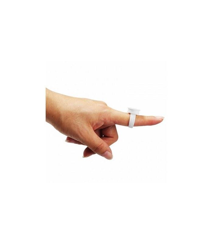 تشتک انگشتی رنگ تتو plastic ring ink cup