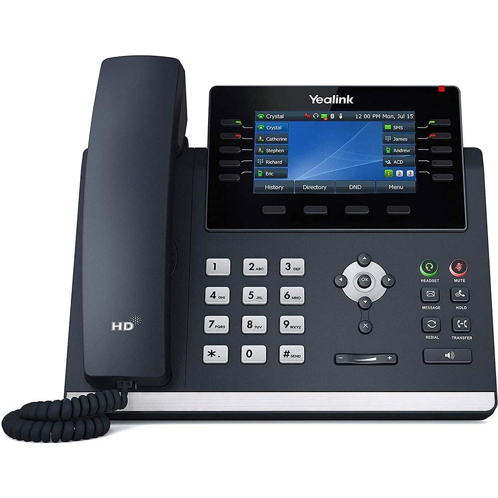 تصویر Ultra-elegant IP Phone yealink SIP-T46U