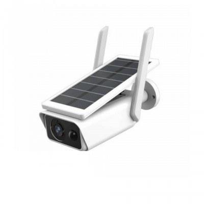 تصویر دوربین مداربسته خورشیدی بیسیم