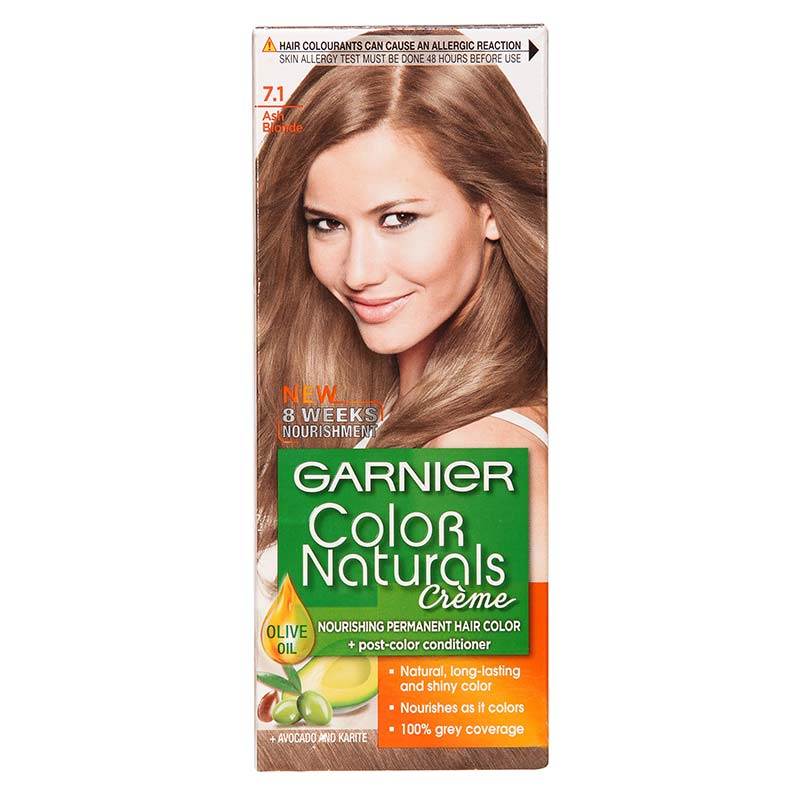 كيت رنگ مو كالرنچرال گارنیر | garnier color naturals hair color