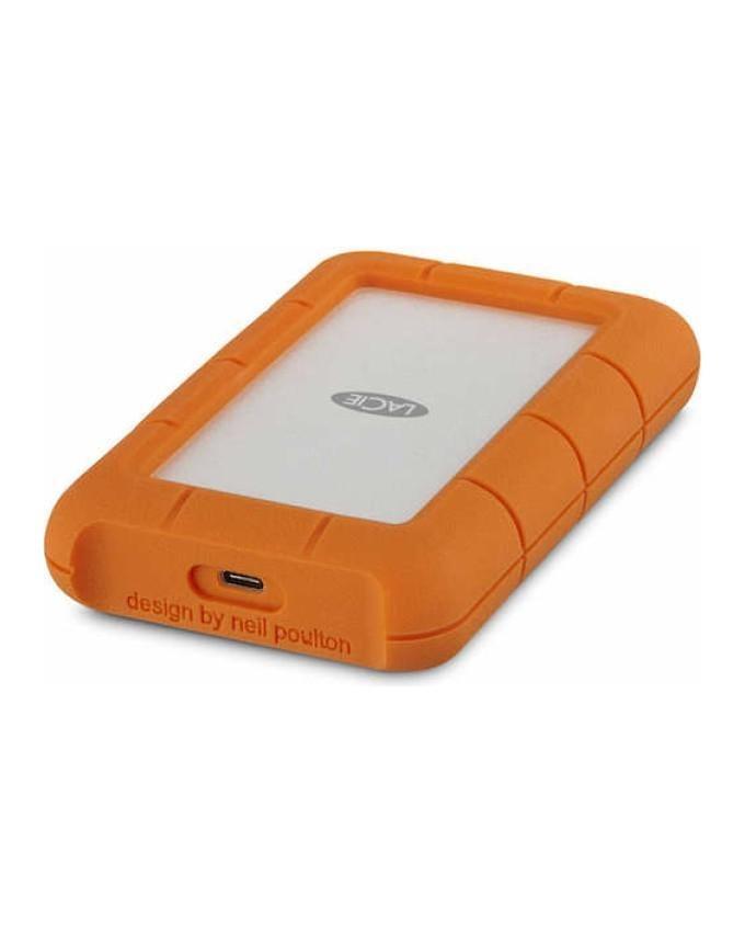 لسی هارد اکسترنال 5 ترابایت تاندربولت USB-C مدل 5TB Rugged Thunderbolt & USB-C