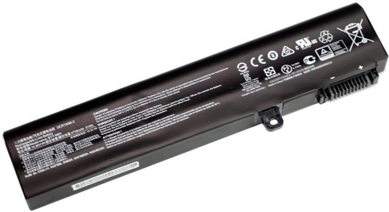 تصویر باتری ام اس ای BTY-M6H BATTERY MSI BTY-M6H/GE62/GE72