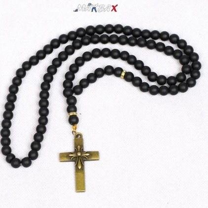 گردنبند طرح صلیب
