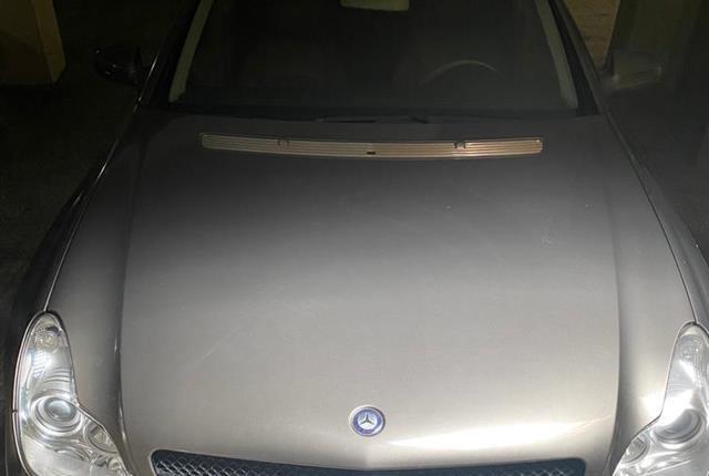 تصویر خودرو بنز، cls350، 1385